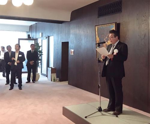 図1 7月に東京で設立総会を開催