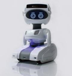 図1 Misty Robotics社のロボット