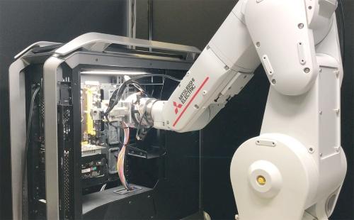 図1 ロボット向けの強化学習手法で新アルゴリズムを考案