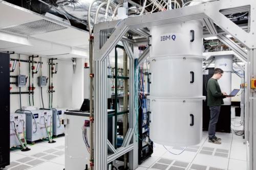 米IBMの量子コンピュータ「IBM Q」の概観