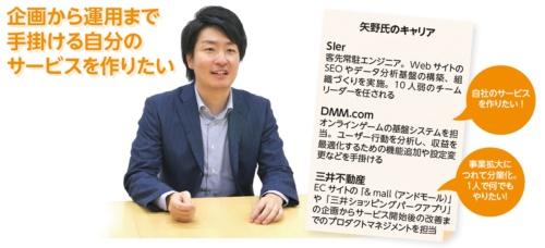 三井不動産 IT イノベーション部 開発グループ 技術主事 矢野 竜也 氏