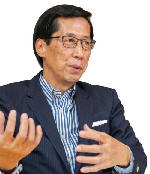 遠藤 功(えんどう・いさお) 氏 ローランド・ベルガー 会長