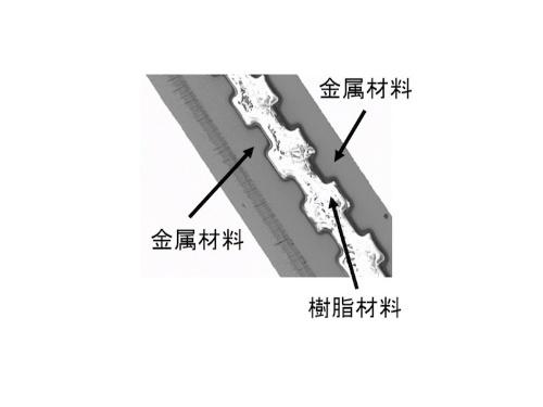 図1:新技術で形成した立体構造物