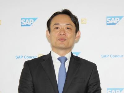 写真●コンカー 代表取締役社長の三村真宗氏