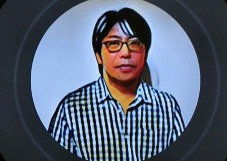 写真●Box Japan 執行役員 マーケティング部 部長の中村晃氏。説明会にはリモートで参加した