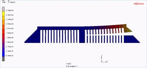 図 金属3Dプリンターでの造形ひずみを予測