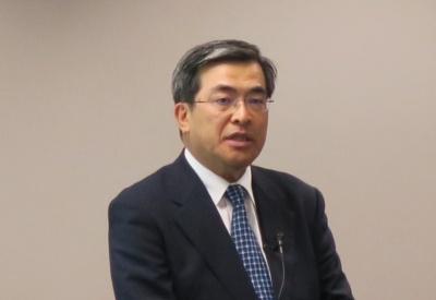 ソフトバンクの今井康之 代表取締役 副社長執行役員 兼 COO
