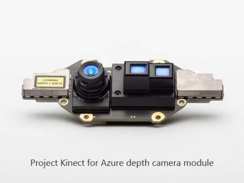 「Project Kinect for Azure」