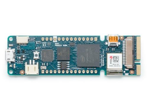 「MKR Vidor 4000」。Arduino Foundationの写真
