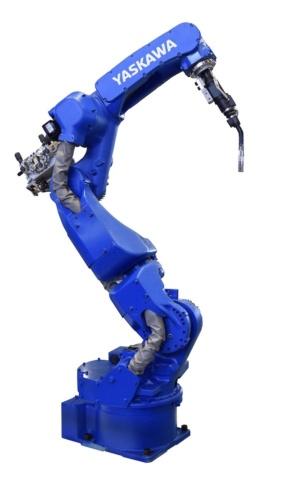 図1:7軸アーク溶接ロボット「MOTOMAN-AR1440E」