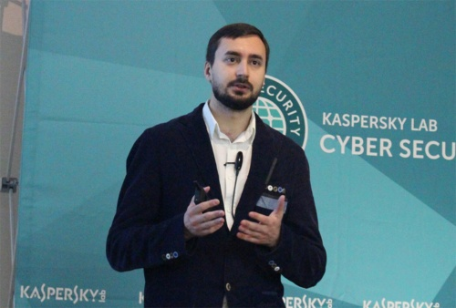 Kaspersky Lab アンチマルウェアチーム 部長のヴャチェスラフ・ザコルザフスキー氏
