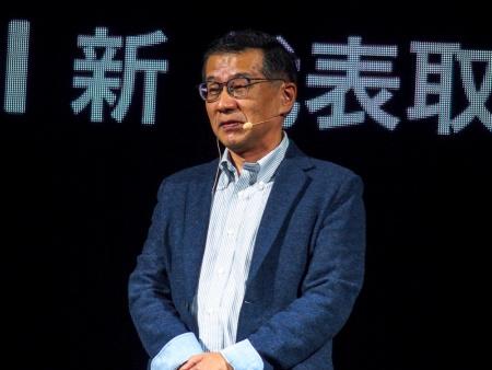 写真2●12月1日にLINE Financialの社長CEOに就任する齊藤哲彦氏
