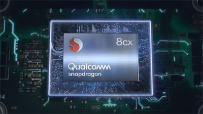新製品のイメージ。Qualcommのイメージ