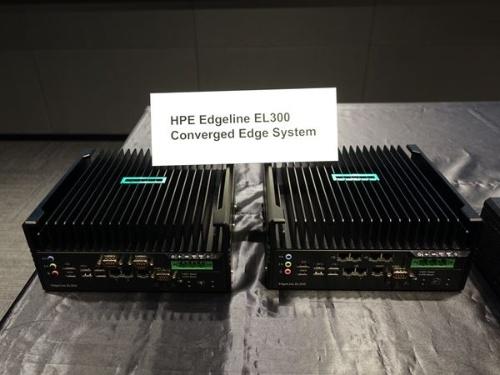 HPE Edgeline EL300 Converged Edge System