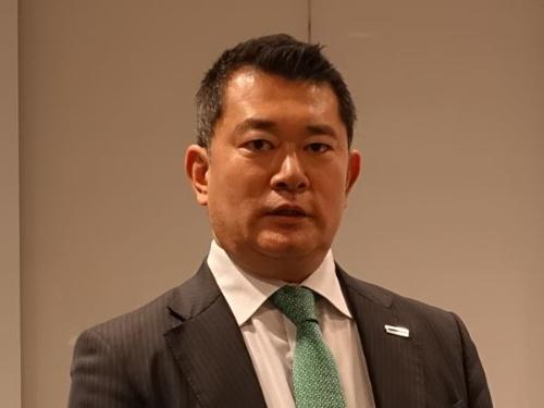 日本ヒューレット・パッカードの五十嵐毅執行役員ハイブリッドIT事業統括