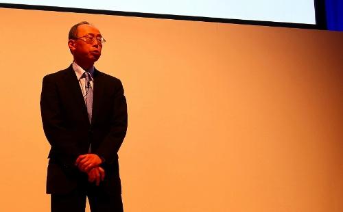 内閣サイバーセキュリティセンターの山内智生副センター長