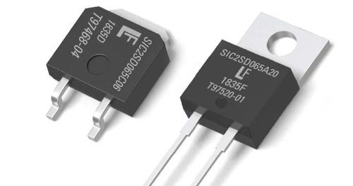 載用ディスクリート半導体の品質規格である「AEC-Q101」に準拠した+650V耐圧のSiCショットキー・バリアー・ダイオード
