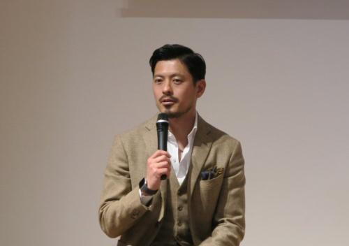 元Jリーガーで元サッカー日本代表の鈴木啓太氏