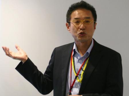 サイバーセキュリティ戦略本部の石井俊行本部長