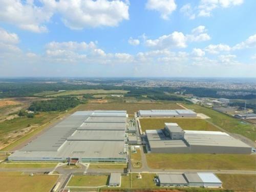 図:ブラジル工場