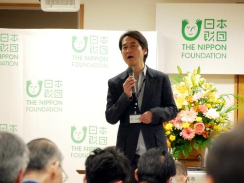 検討委員会で座長を務めた慶応義塾大学特別招聘教授の夏野剛氏