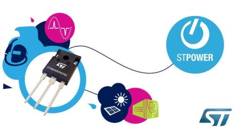 高周波駆動に対応した650V耐圧IGBT