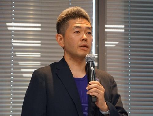 セールスフォース・ドットコムの永野智執行役員Heroku営業本部本部長