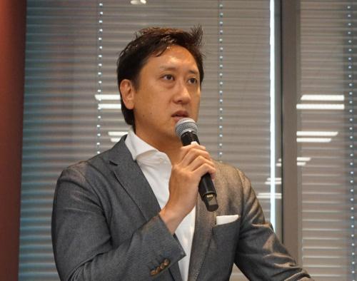 セールスフォース・ドットコムの浅田慎二常務執行役員セールスフォース・ベンチャーズ日本代表