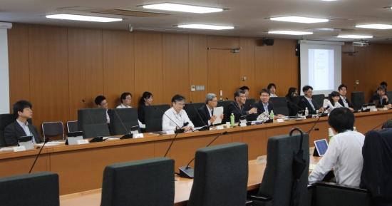 2019年5月21日に開催されたIT総合戦略本部のデータ流通・活用ワーキンググループ(WG)。