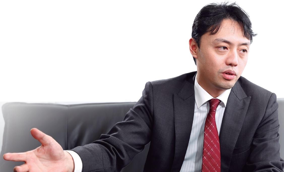 東京大学大学院工学系研究科の松尾豊教授 (撮影:村田 和聡)