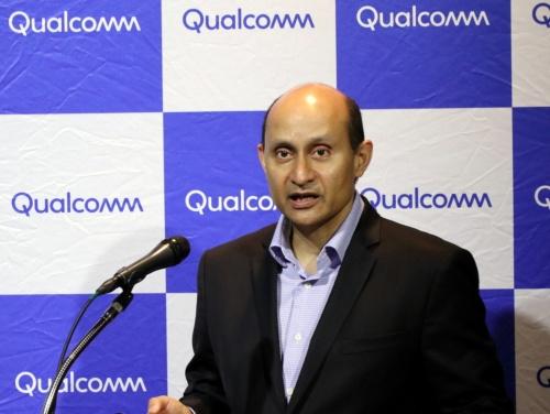 米クアルコムで5Gの技術開発を統括するドゥルガ・マラーディ シニアバイスプレジデント