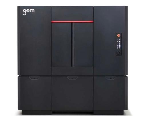 図:工業用X線CT装置「GOM CT」