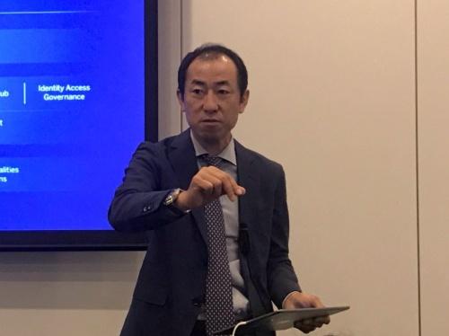 SAPジャパンの森川衡バイスプレジデント
