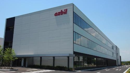 図1:湘南工場の新事務棟