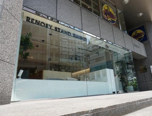 RENOSY STAND SHIBUYAの外観