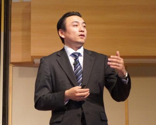 日本シーサート協議会副運営委員長/Software ISACリーダーの萩原健太氏
