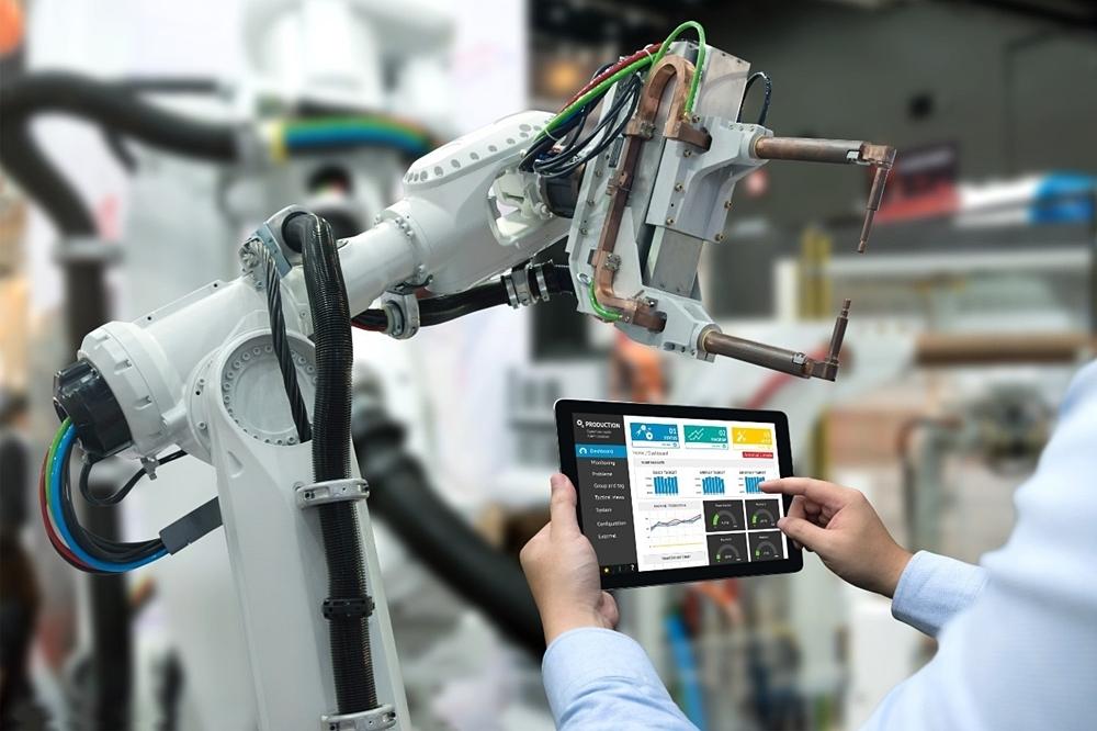 新製品はロボットなどの産業機器への応用を狙う。TIの写真