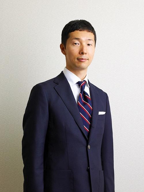 柴田 英利氏。ルネサスの写真