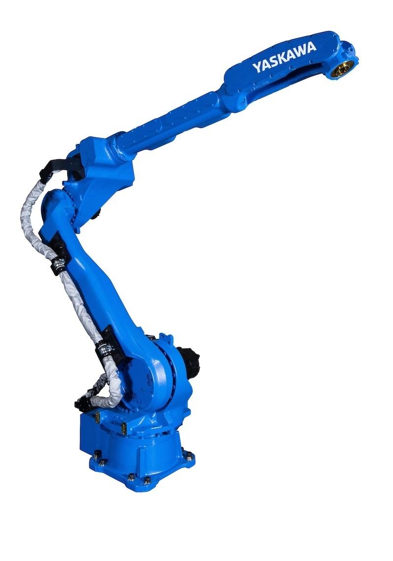 安川電機、垂直多関節ロボット