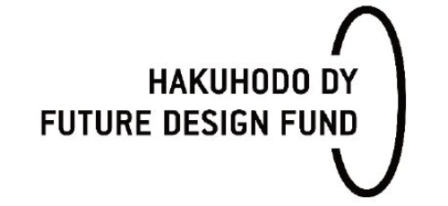 「HAKUHODO DY FUTURE DESIGN FUND」のロゴ