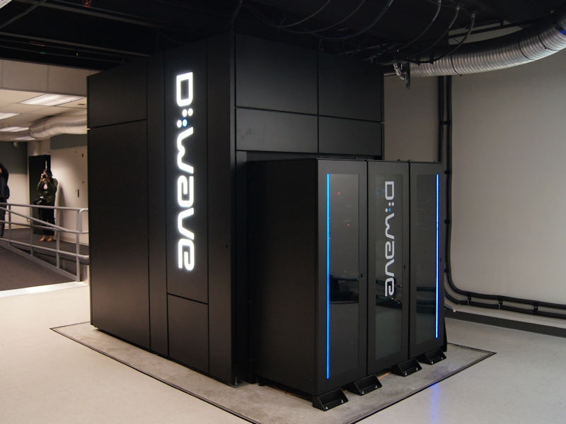 D-Wave Systemsの量子コンピューター
