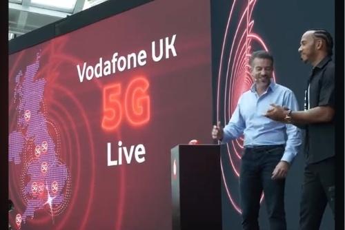 出所:Vodafone