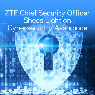 出所:「ZTE Chief Security Officer Sheds Light on Cybersecurity Assurance」(2019月2月18日)
