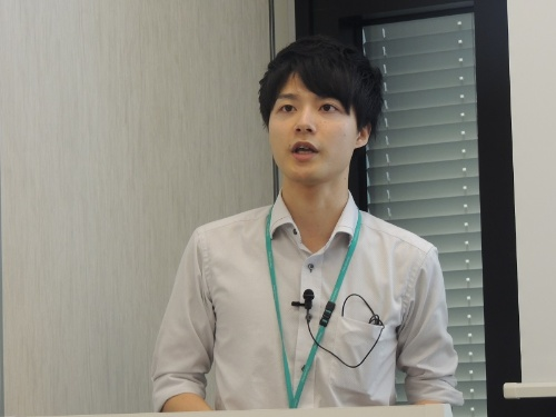 NRIセキュアテクノロジーズの名部井康博セキュリティコンサルタント