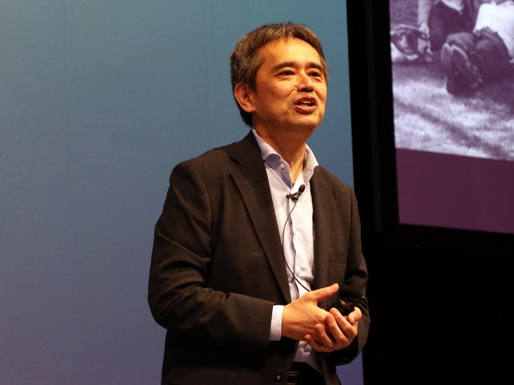 日本IBM東京基礎研究所の小野寺民也副所長