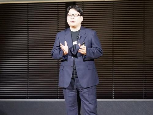 LINEの舛田取締役