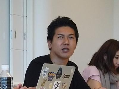 ナイアンティック ポケモンGO&東京スタジオマーケティング統括の須賀健人氏