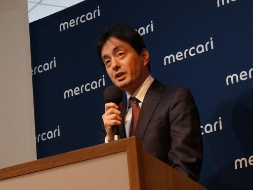 山田会長は「社会の公器を目指すと共に、今後もテクノロジーへ投資して世界的なテックカンパニーを目指す」と強調した