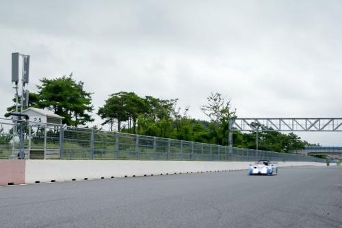 F1韓国グランプリの開催地だった韓国インターナショナルサーキットにて