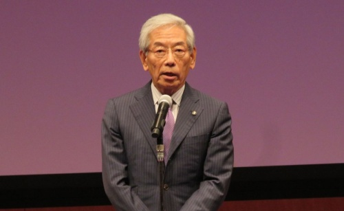 A-PABの福田俊男理事長